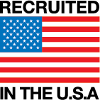 Recruited in the USA
